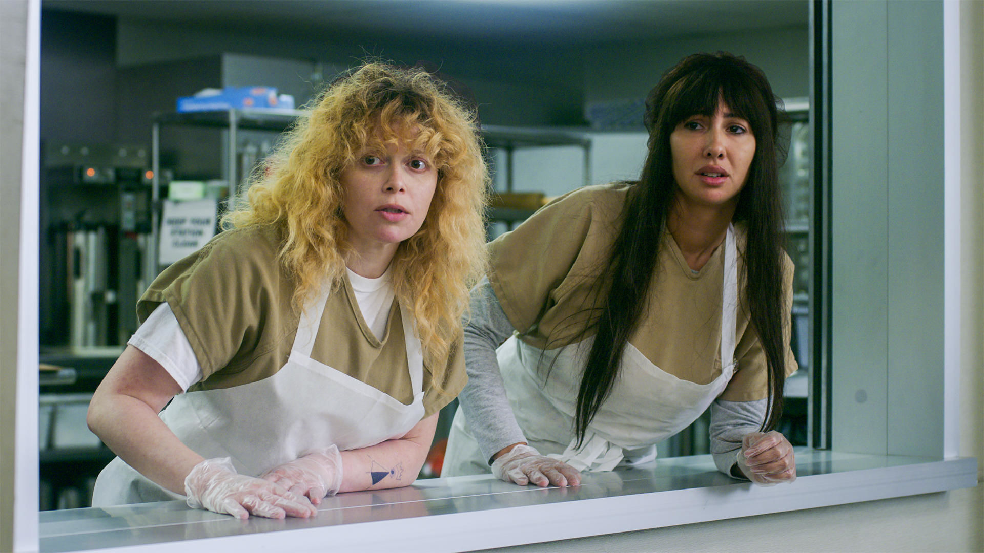 Orange Is the New Black — s07e04 — How to Do Life