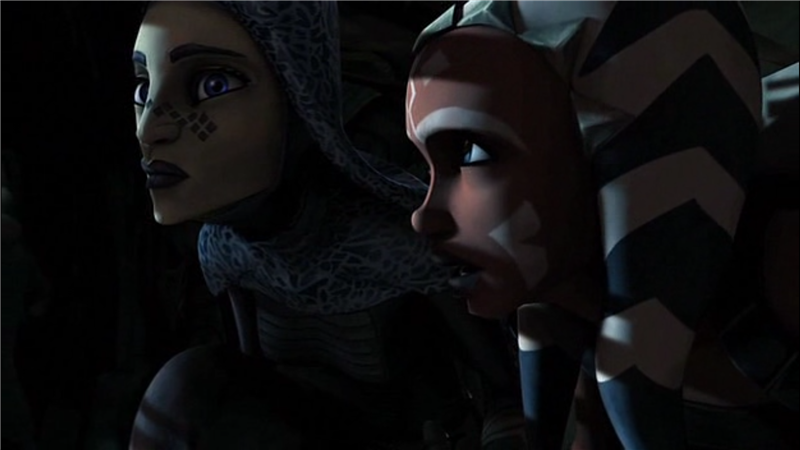 Star Wars: The Clone Wars — s02e06 — Weapons Factory