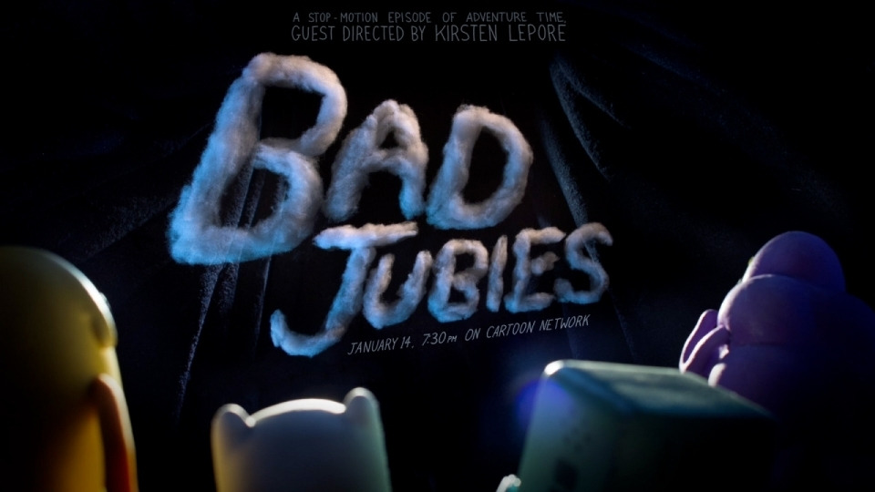Время приключений — s07e19 — Bad Jubies