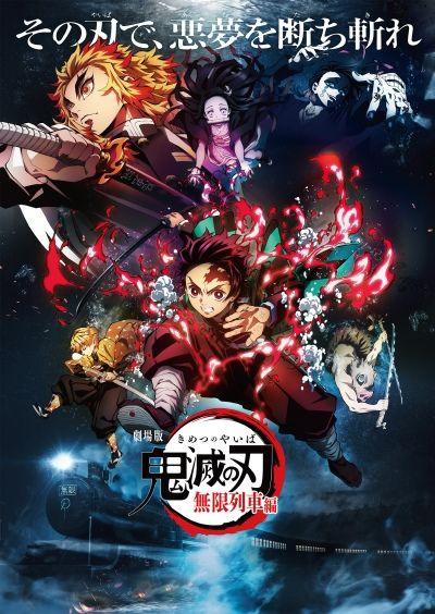 Demon Slayer: Kimetsu no Yaiba — s01 special-2 — The Movie: Mugen Train