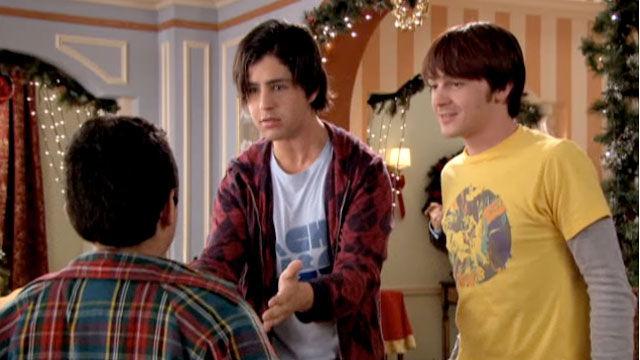 Дрейк и Джош — s04 special-2 — Merry Christmas, Drake & Josh