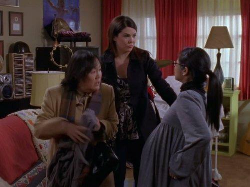 Gilmore Girls — s07e16 — Will You Be My Lorelai Gilmore?