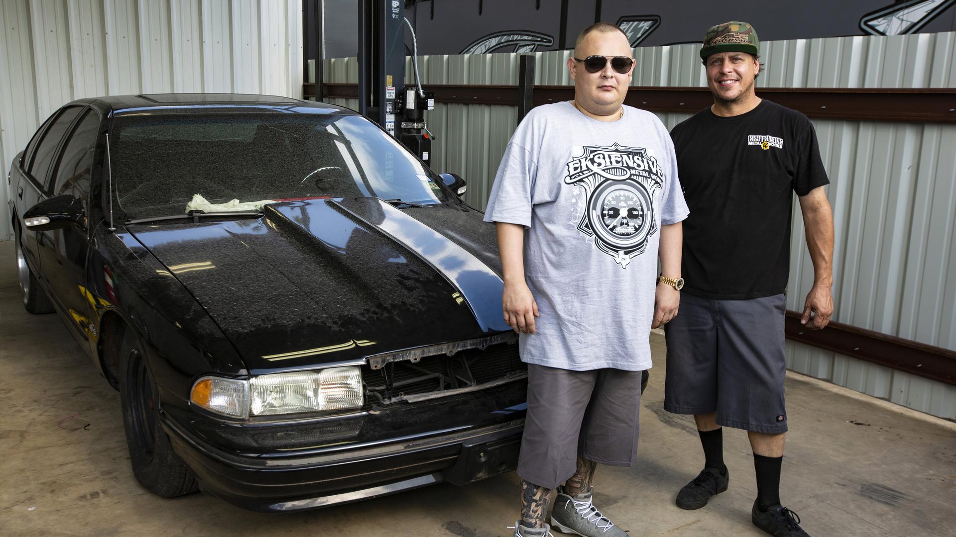 Texas Metal — s04e02 — Imposta To Impala