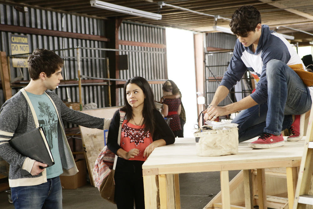 The Fosters — s03e18 — Rehearsal