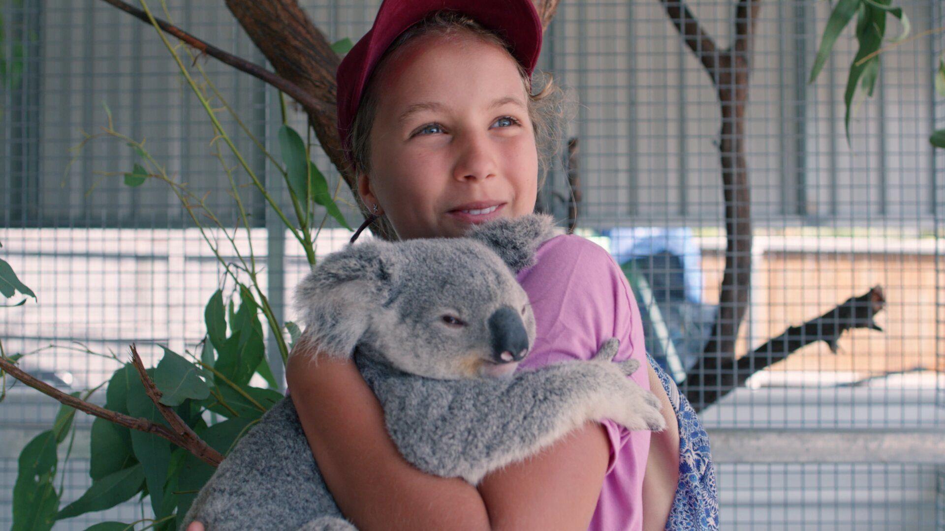 Иззи и коалы — s01e01 — Rosie's Rescue