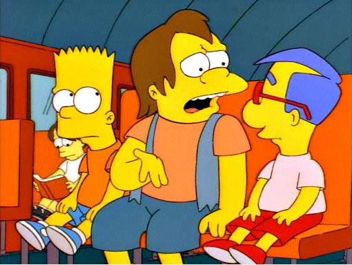 The Simpsons — s08e06 — A Milhouse Divided