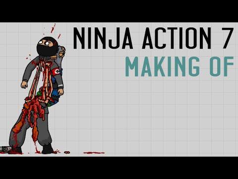 Animaction decks  — s04e10 — Рисование приёма для Ninja Action 7