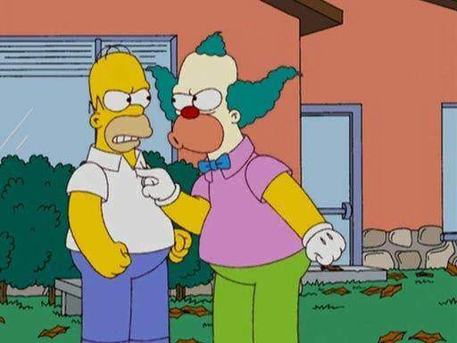 The Simpsons — s20e04 — Treehouse of Horror XIX