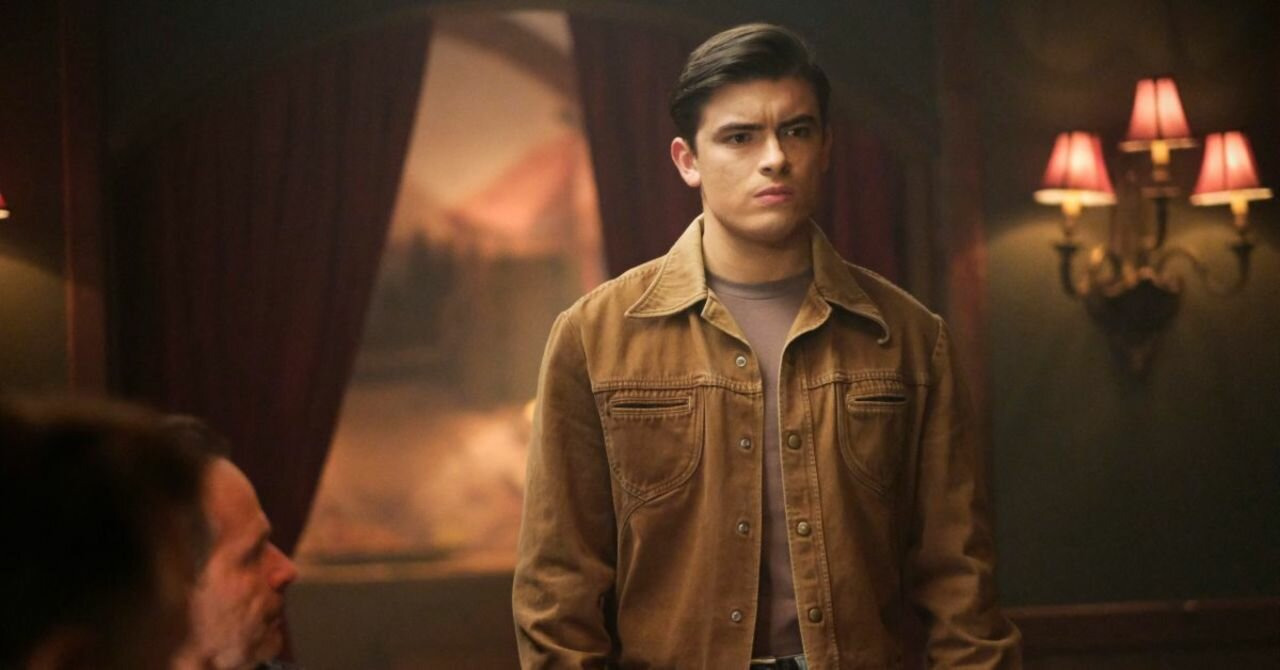 Riverdale — s05e12 — Chapter Eighty-Eight: Citizen Lodge