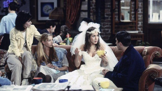 Friends — s01e01 — The One Where It All Began