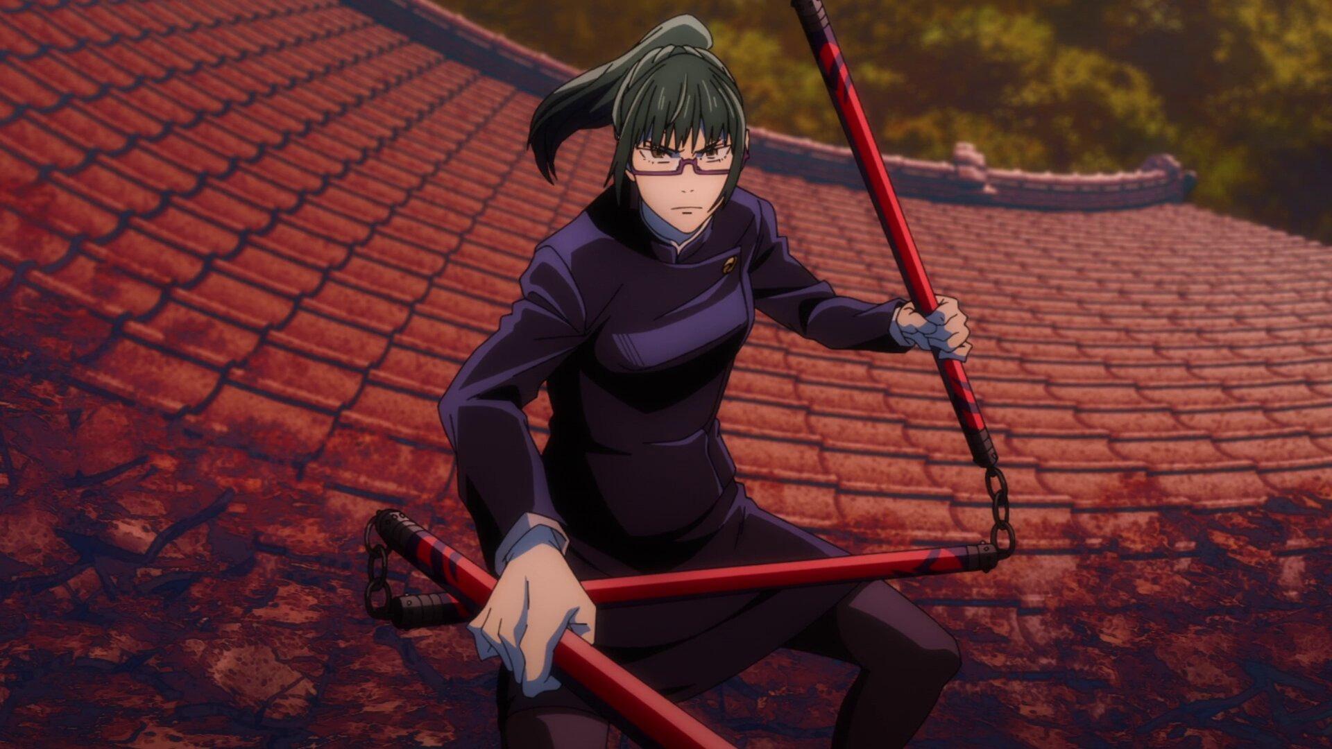 Jujutsu Kaisen — s01e19 — Black Flash