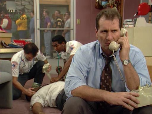 Married... with Children — s08e21 — Nooner or Later