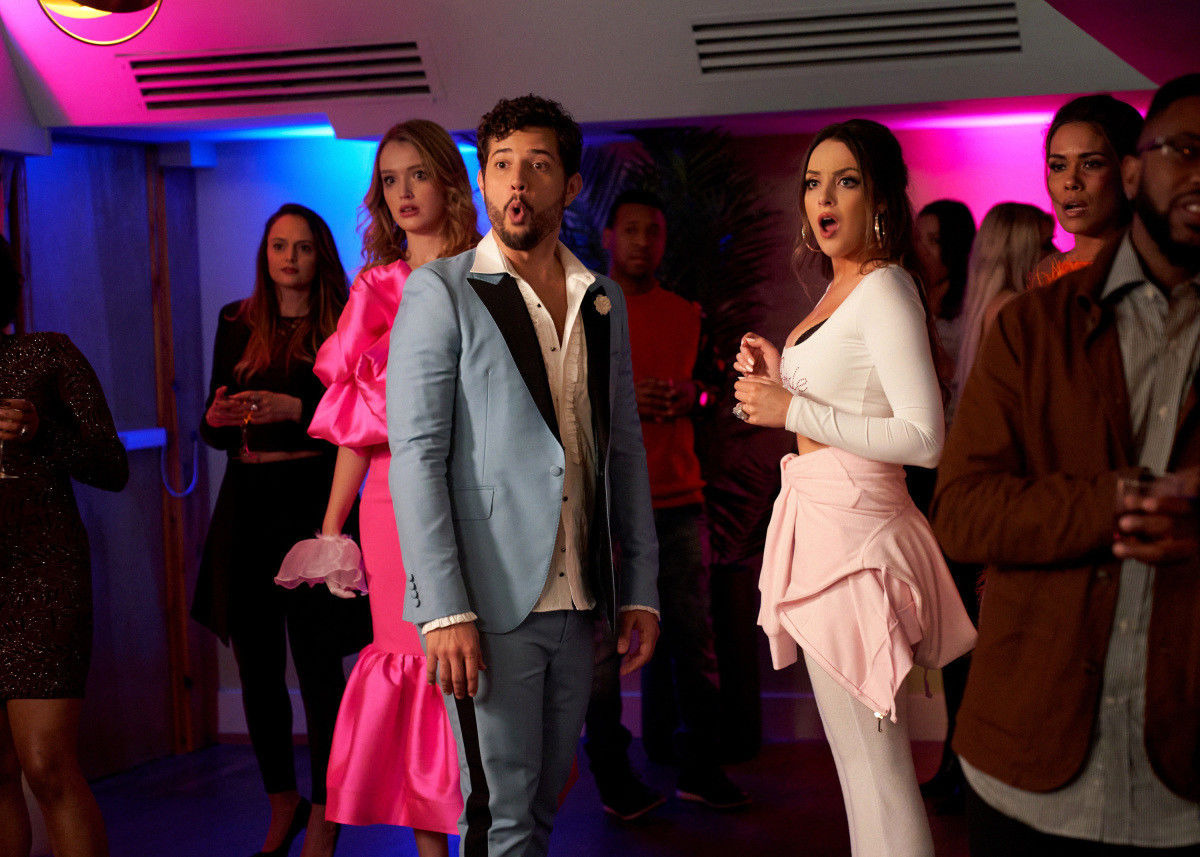 Dynasty — s03e20 — My Hangover's Arrived