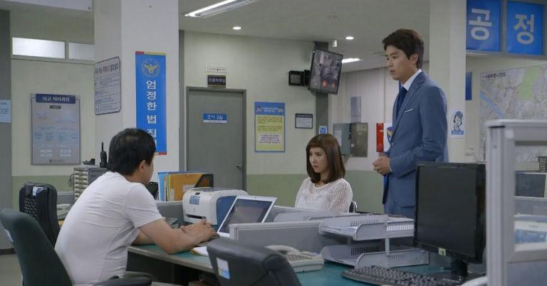 Влюбленный адвокат по разводам  — s01e14 — Episode 14