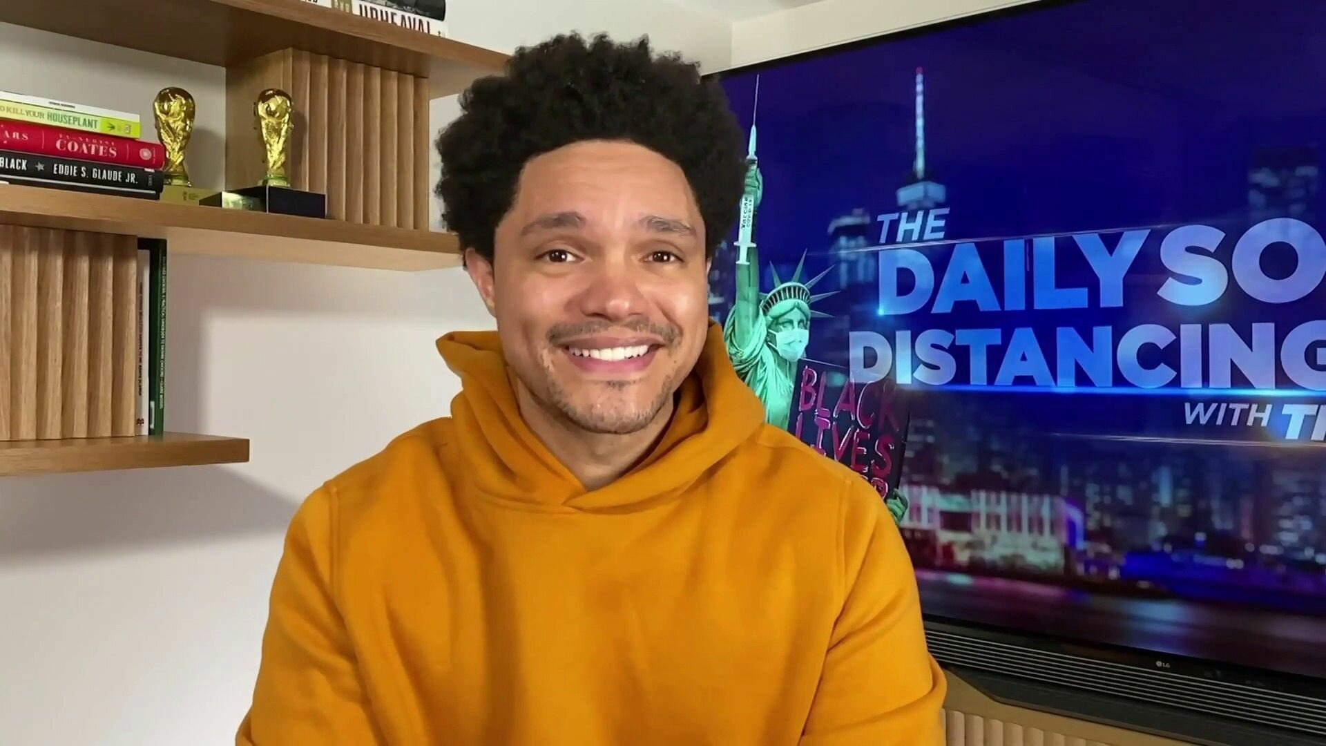 The Daily Show with Trevor Noah — s2021e33 — Eric Andre