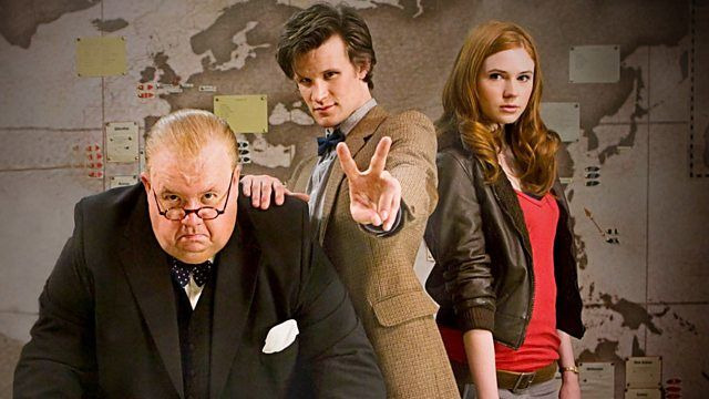 Doctor Who — s05e03 — Victory of the Daleks
