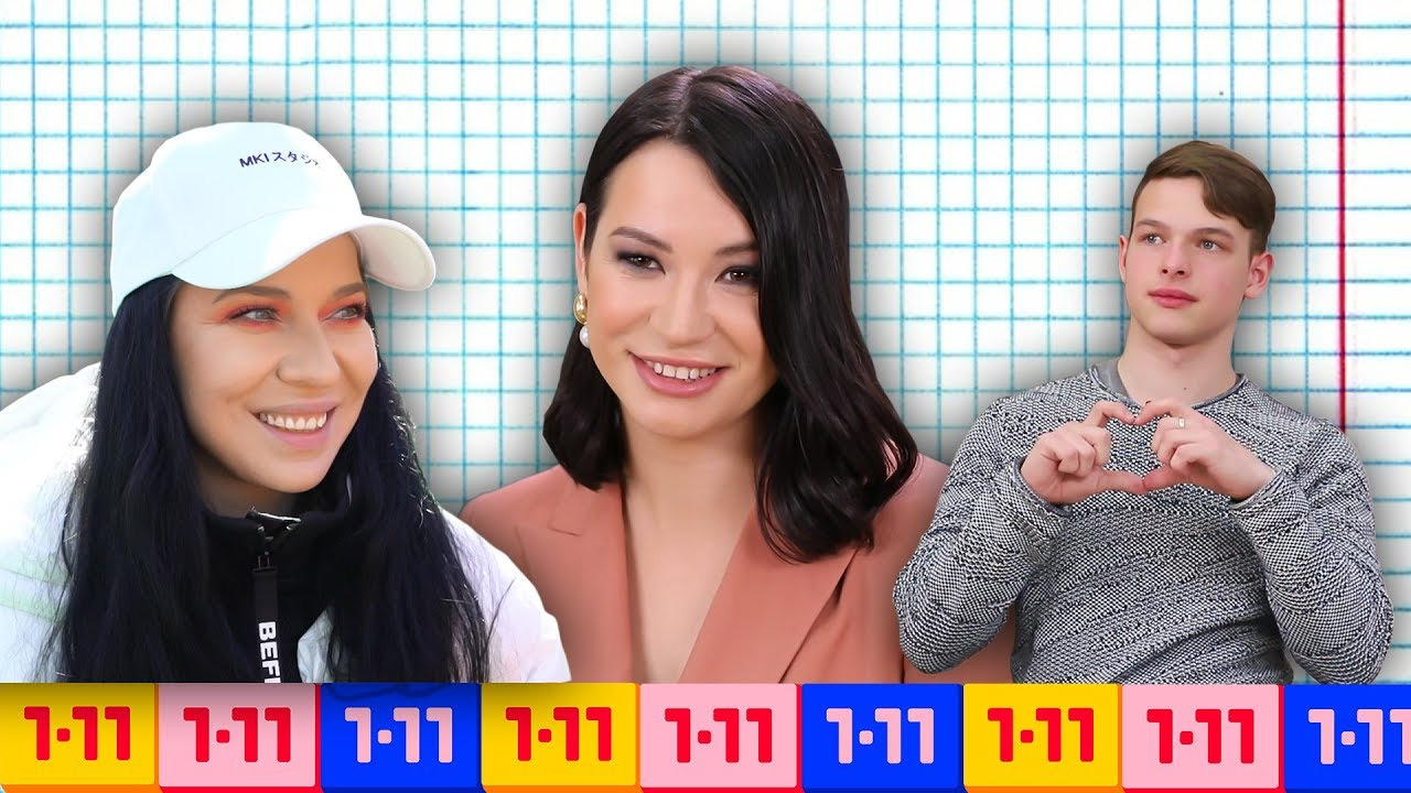 Шоу Иды Галич 1-11 — s01e03 — Кто умнее— певица Ёлка или школьники?