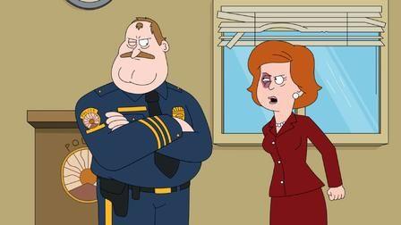 Полиция Парадайз — s01e09 — Parent Trap