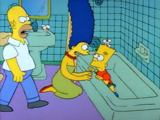 The Simpsons — s01e05 — Bart the General