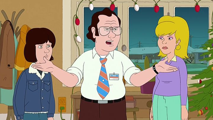 F is for Family — s01e06 — O Holy Moly Night