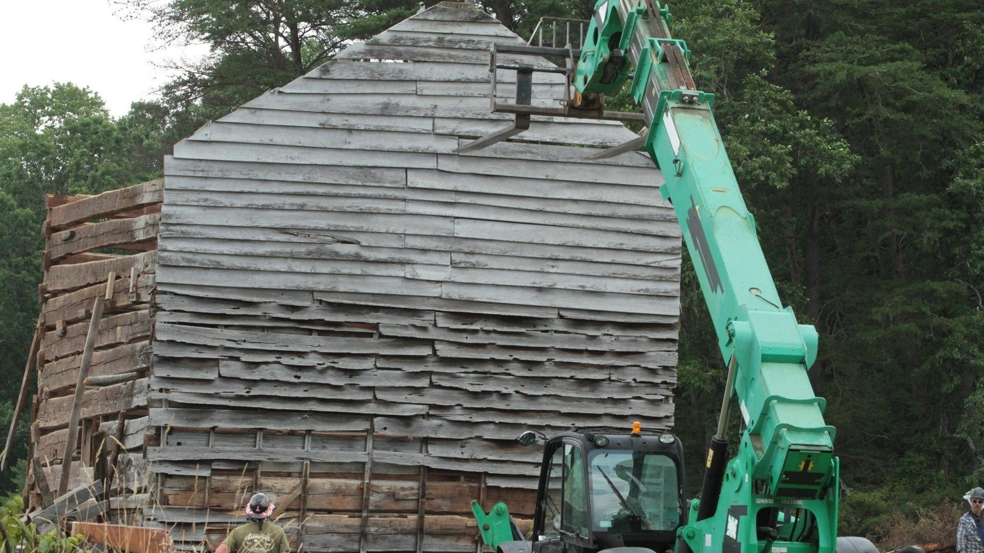 Barnwood Builders — s11e03 — Kentucky Home