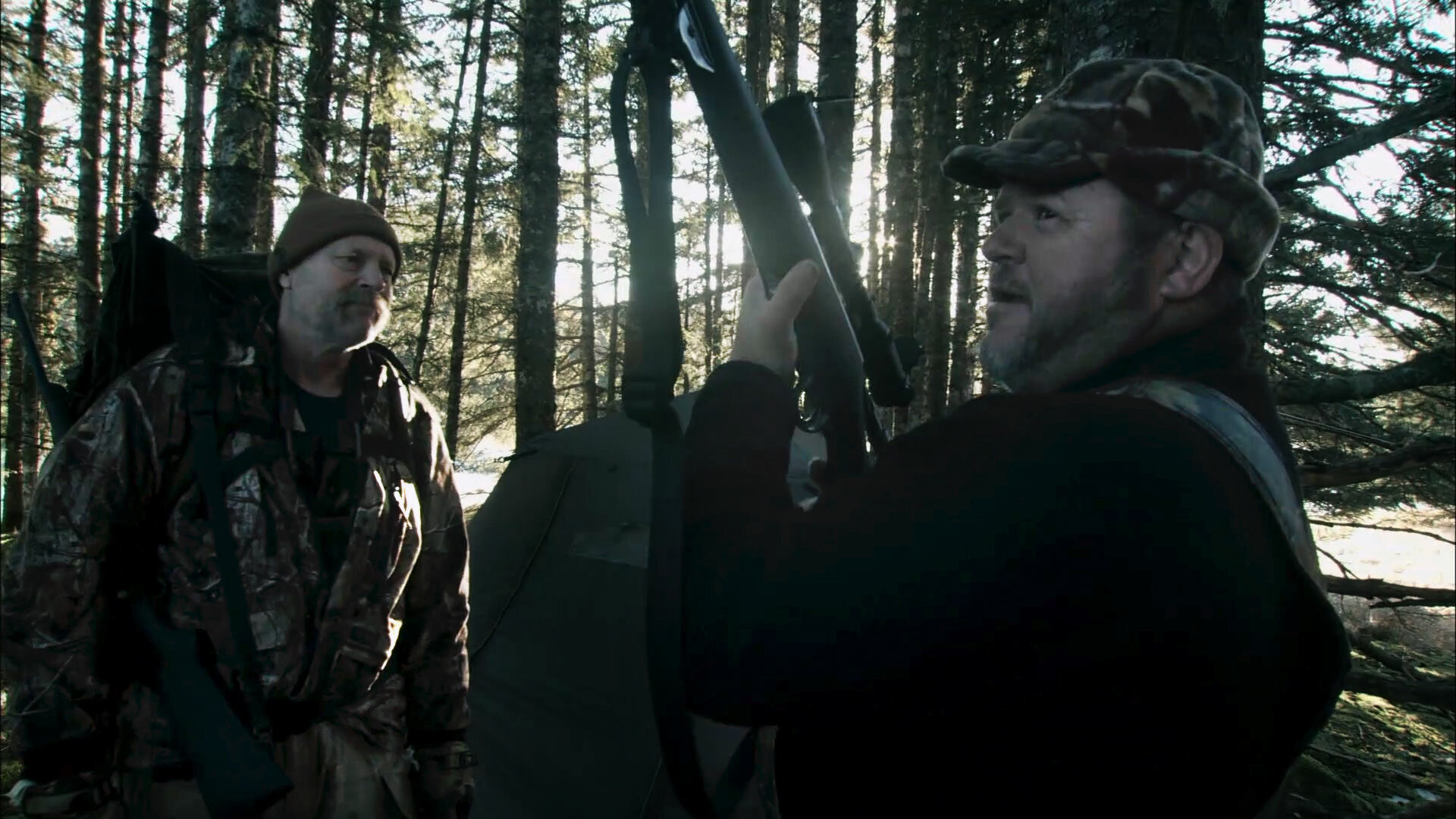 The Hunt — s01e08 — Blood on the Trail