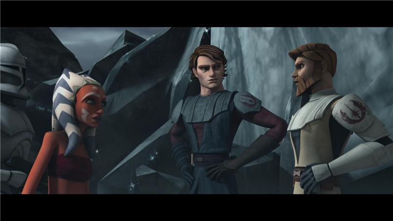 Star Wars: The Clone Wars — s01e11 — Dooku Captured
