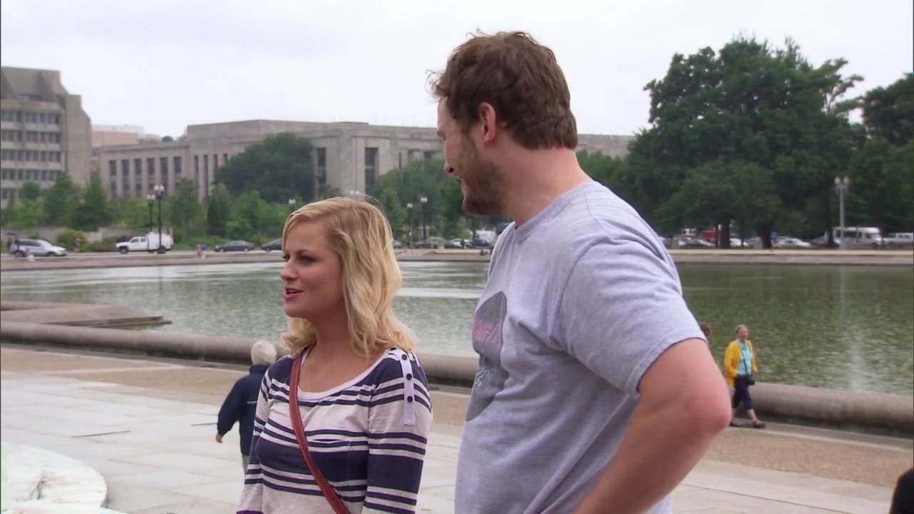 Parks and Recreation — s05e01 — Ms. Knope Goes to Washington