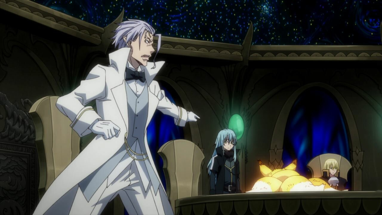That Time I Got Reincarnated as a Slime — s02e22 — Demon Lords' Banquet