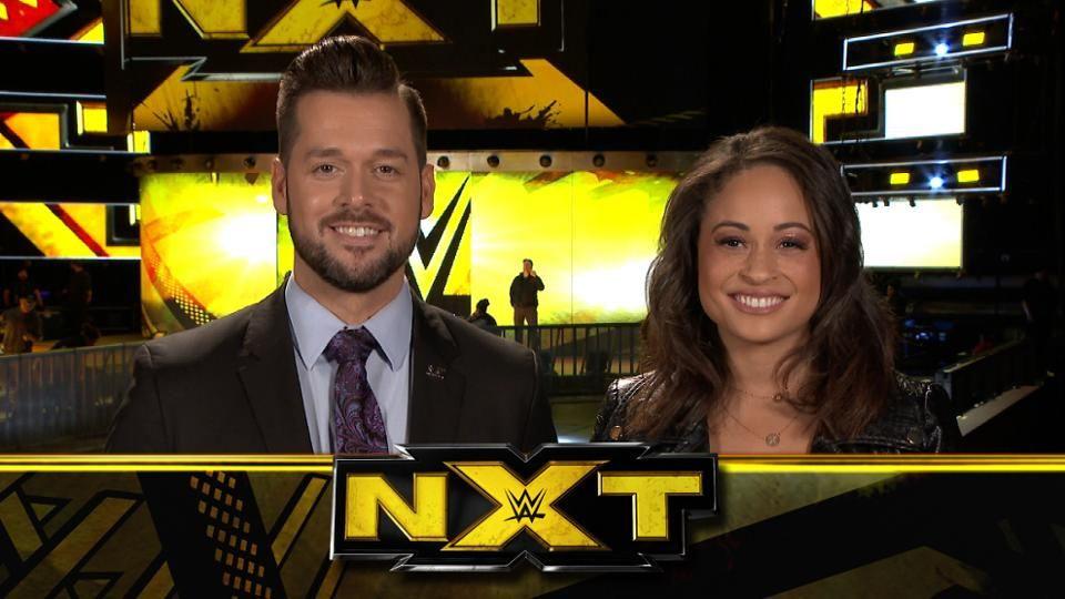 WWE NXT — s12e01 — Best of 2017