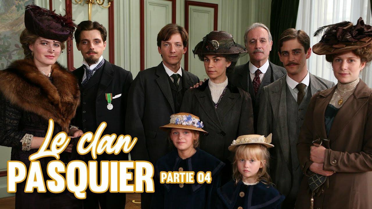Le clan Pasquier — s01e01 — Un si bel héritage