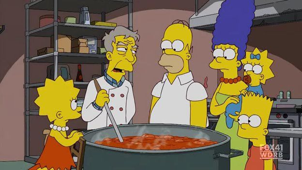The Simpsons — s20e10 — Take My Life, Please