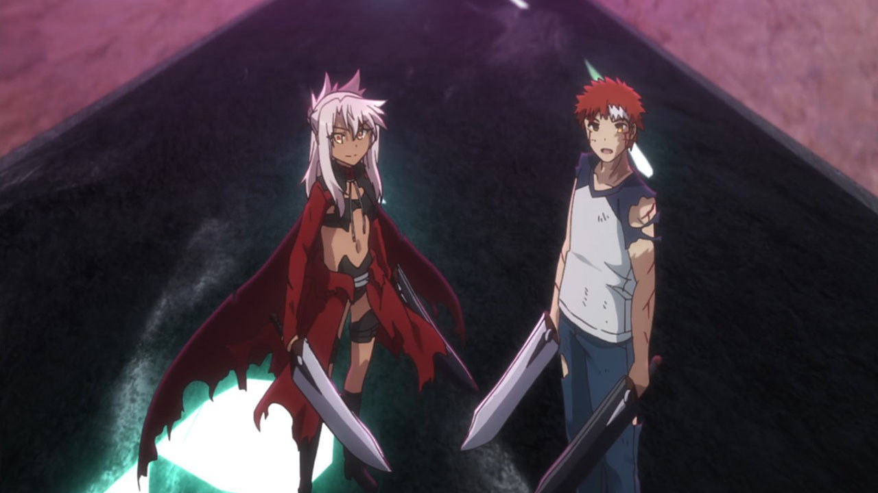 Fate/Kaleid Liner Prisma Illya — s04e11 — You Are Not Alone