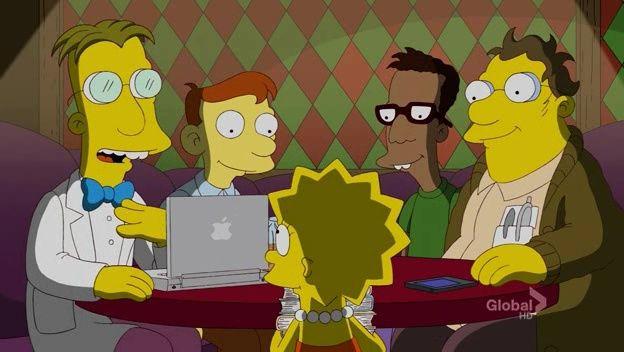 The Simpsons — s22e03 — Money Bart