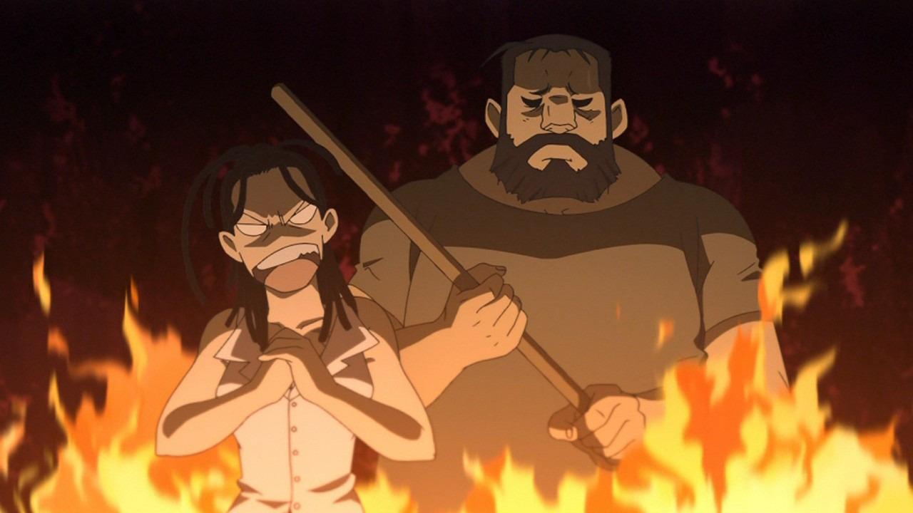 Стальной алхимик: Братство — s01e13 — Beasts of Dublith