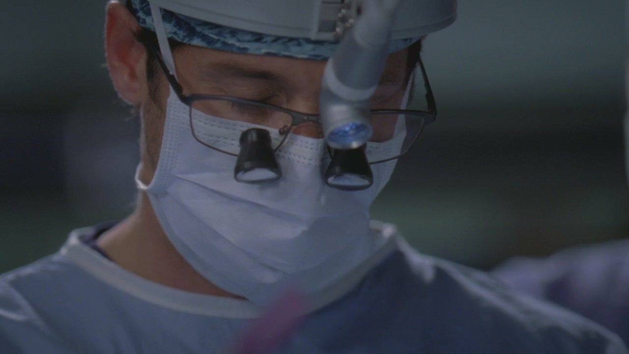 Grey's Anatomy — s06e01 — Good Mourning