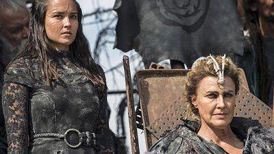 Сотня — s03e04 — Watch the Thrones
