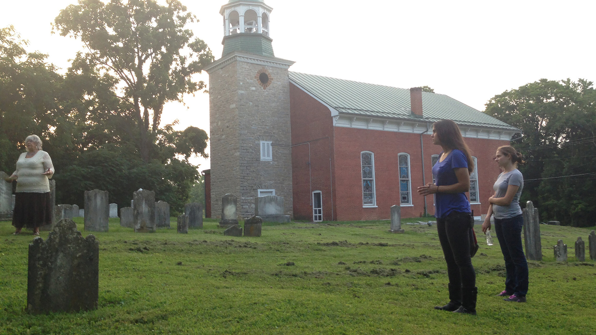 Ghosts of Shepherdstown — s01e02 — Do You Know You're Dead?