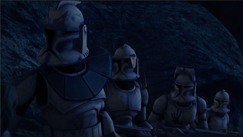 Star Wars: The Clone Wars — s01e05 — Rookies