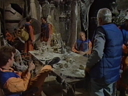 Doctor Who — s18e19 — Warriors' Gate, Part Three