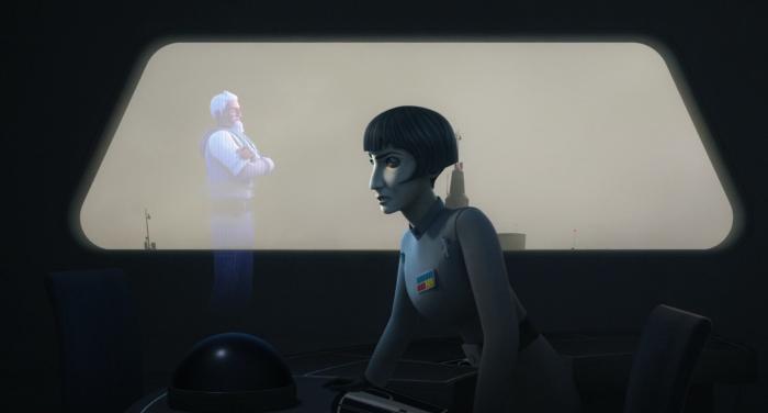 Звездные войны: Повстанцы — s04e14 — A Fool's Hope