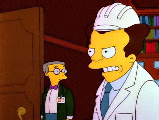 The Simpsons — s02e05 — Dancin' Homer