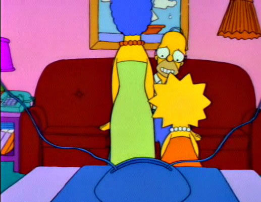 The Simpsons — s04e06 — Itchy & Scratchy: The Movie