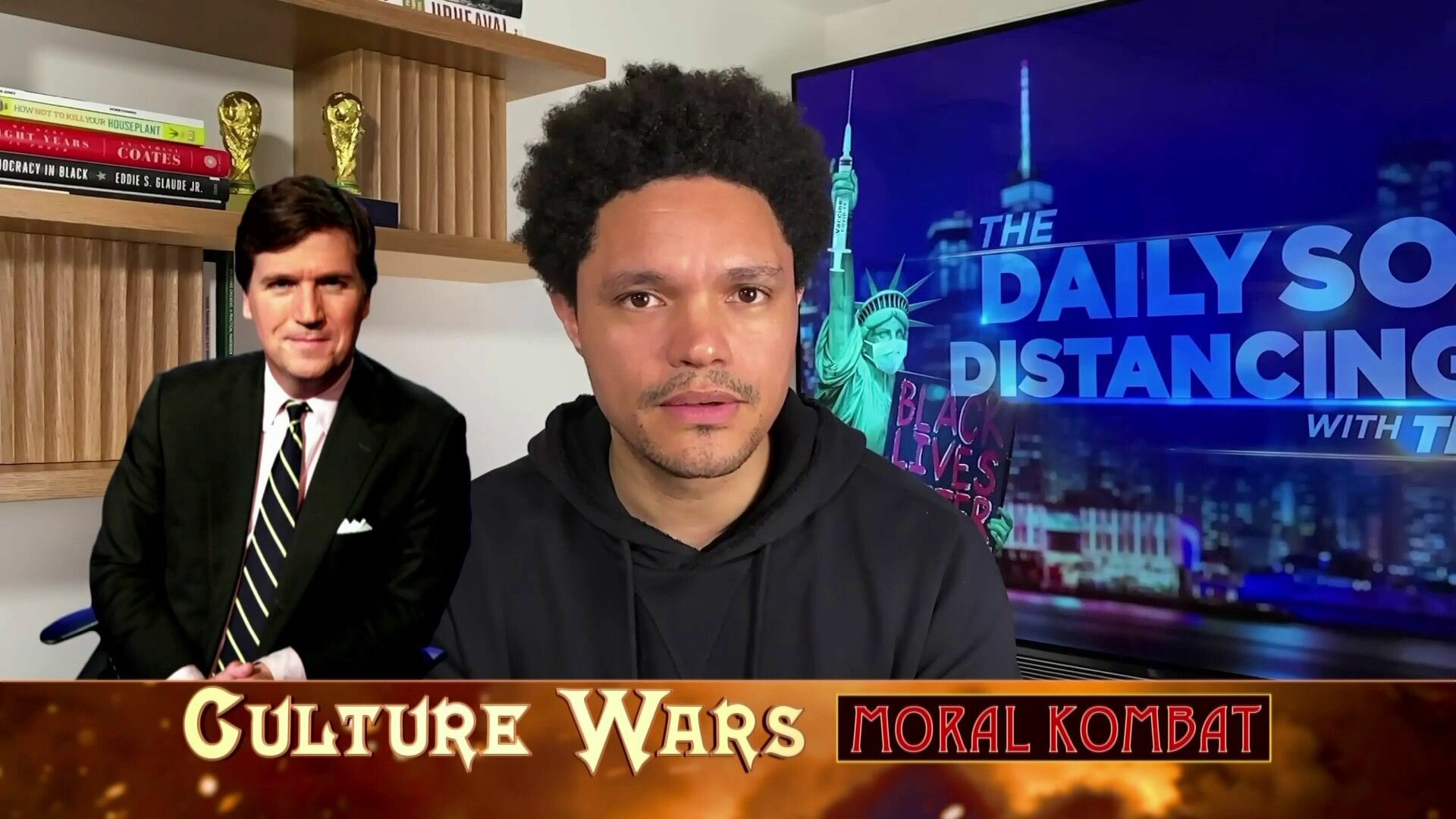 The Daily Show with Trevor Noah — s2021e38 — Lee Isaac Chung
