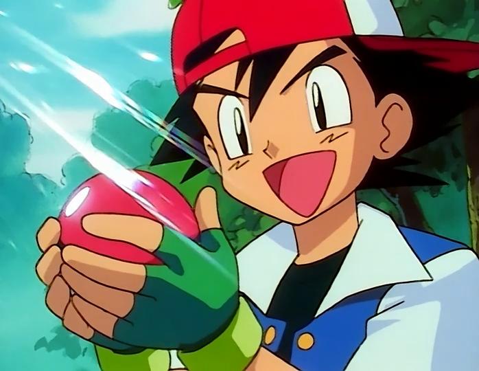 Покемон — s01e03 — Ash Catches a Pokemon