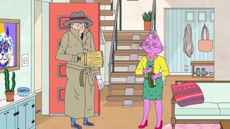 BoJack Horseman — s02e04 — After the Party