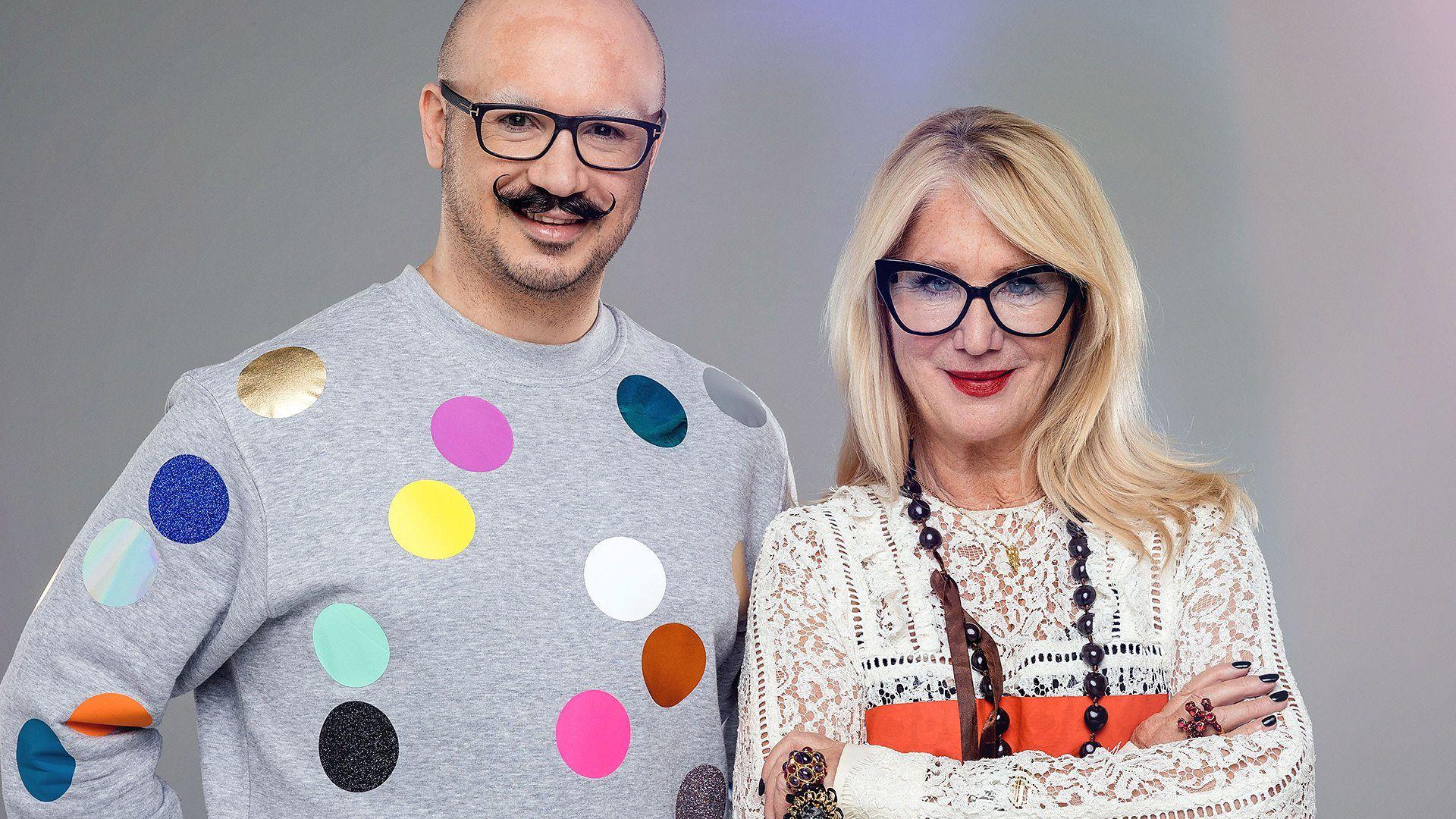 Glow Up: Britain's Next Make-Up Star — s01e02 — Movie Prosthetics