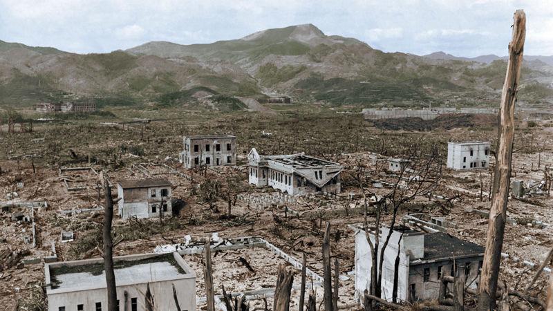 Величайшие события Второй мировой войны — s01e10 — Hiroshima