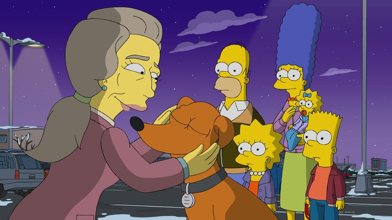 The Simpsons — s31e22 — The Way of the Dog