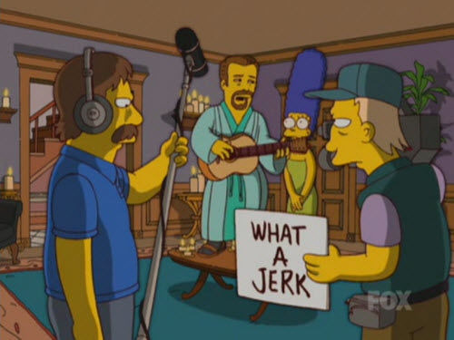 Симпсоны — s17e15 — Homer Simpson, This is Your Wife